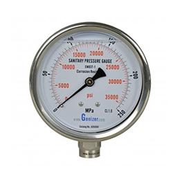 Датчики і манометри високого тиску