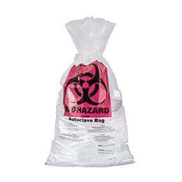 Пакети для автоклавування BIOHAZARD