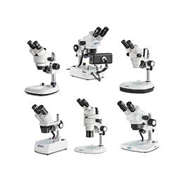 Стереомікроскопи