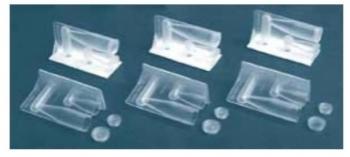 Подвійні цитокювети високої абсорбції (500 шт)