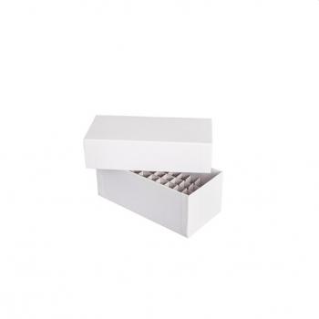 ratiolab® grid, cardboard, 8 x 4, 124 x 58 x 30 mm