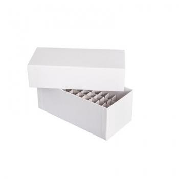 ratiolab® Кріобокси, 1/2 форматні, картон, вкриті пластиком