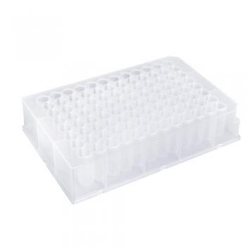 96-дучкові тестові мікропланшети з глибокими дучками