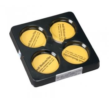 Фільтр мембранний дисковий, PVDF