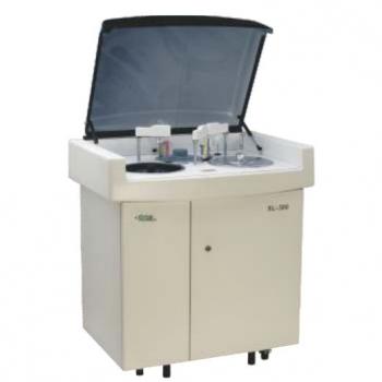 Аналізатор біохімічний автоматичний ERBA XL-640 з ISE, 640 тест / год