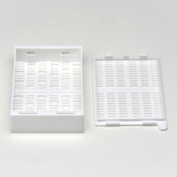 Касети для вбудовування Bio Cassette білі, 73x53x16 мм (200 шт.)
