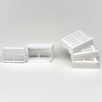 Касети для вбудовування Bio Cassette білі подвійні (750 шт.)