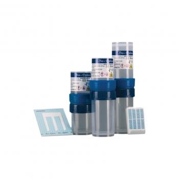Klessidra, нейтрально буферизований формалін 10%, 30 мл із біокасетами та килимками для біопсії, 27 шт.