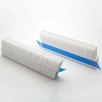 Складані касети для принтера Bio-Optica ACP160, білі
