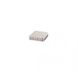 ratiolab® grid, cardboard, 16 x 16, 136 x 136 x 25 mm