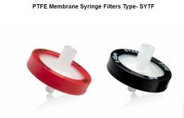 Фільтр шприцевий, мембрана PTFE, тип SYTF