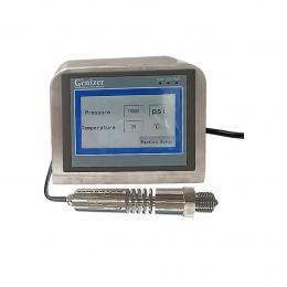 Датчик-монітор температури і тиску