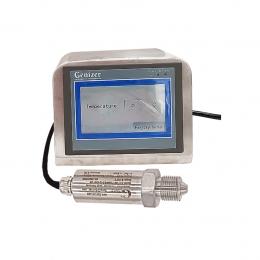 Електронний датчик-монітор температури для застосування з приладами високого тиску