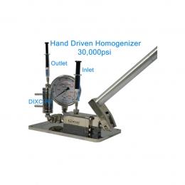 Гомогенізатор HandGenizer з ручним приводом
