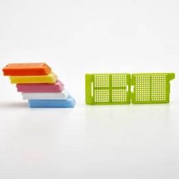 Касети для вбудовування Biopsy Cassette зелені, (1500 шт.)