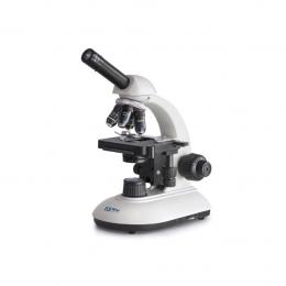 Мікроскоп KERN OBE-101, монокуляр, для шкіл, навчальних закладів та лабораторій