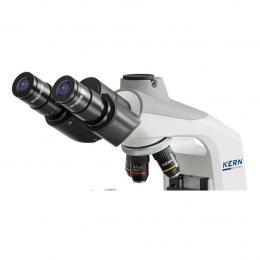 Мікроскоп KERN OBE-124, тринокуляр, елегантний, для шкіл, навчальних закладів та лабораторій