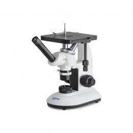 Мікроскоп KERN OLE-161, монокуляр, інвертований, для навчальних центрів і цехів