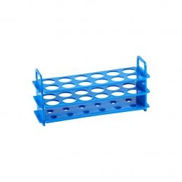 Підставка для центрифужних пробірок, синя