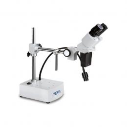 Стереомікроскоп KERN OSE-409, бінокуляр, для навчальних центрів і цехів з поворотним кронштейном