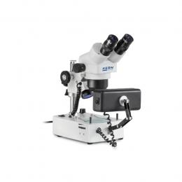 Стереомікроскоп KERN OZG-493, бінокуляр, для ювелірів і ювелірних майстерень